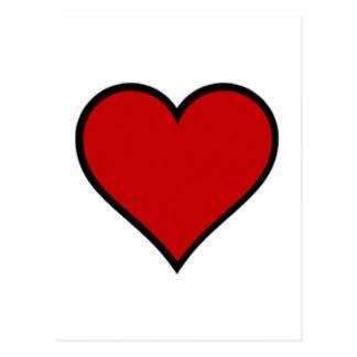 Carte Postale Coeur des coeurs