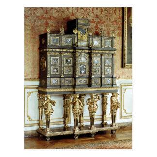 Carte Postale Coffret de bijoux de Louis XIV, atelier de
