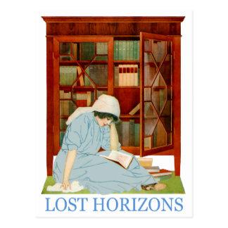 Carte Postale Coles Phillips - horizons perdus
