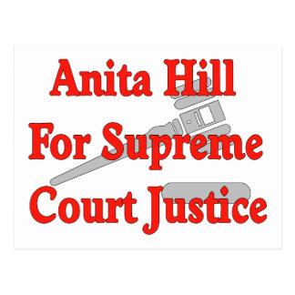 Carte Postale Colline d'Anita de Juge de la Cour suprême