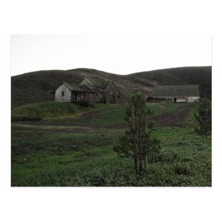 Carte Postale Collines irlandaises dans San Luis Obispo, avec la