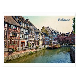 Carte Postale Colmar