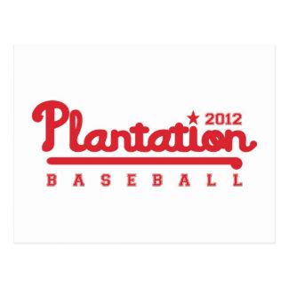 Carte Postale Colonels de la plantation HS