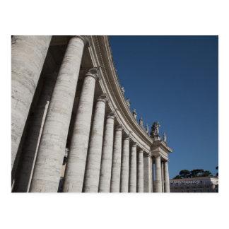 Carte Postale Colonnes romaines