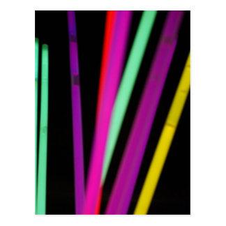 Carte Postale colorsticks