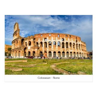 Carte postale Colosseum à Rome