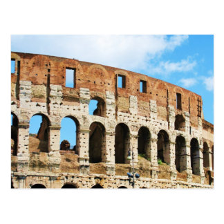 Carte Postale Colosseum romain
