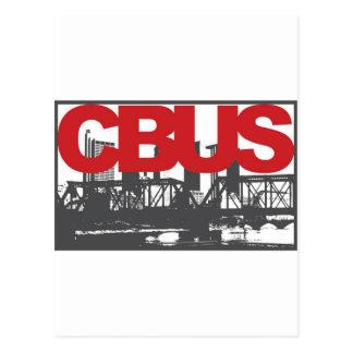 Carte Postale Columbus
