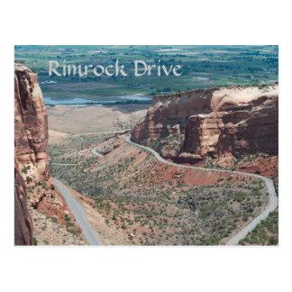 Carte Postale Commande de Rimrock