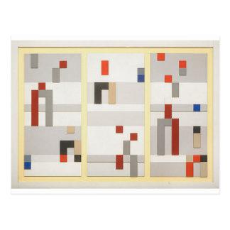 Carte Postale Composition verticale et horizontale Sophie