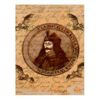 Carte Postale Compte Vlad Dracula