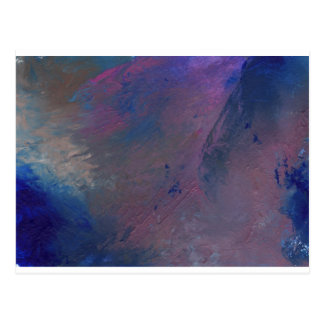 Carte Postale Conception de la peinture originale