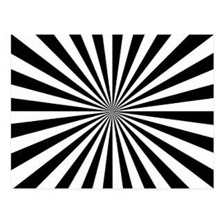 Carte Postale Conception éclatée par Sun optique de roue de