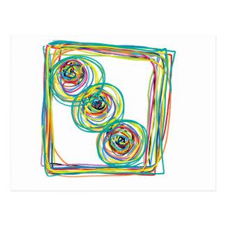 Carte Postale conception numérique 3 1601