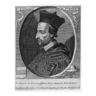 Carte Postale Cornélius Jansen, évêque de Ypres