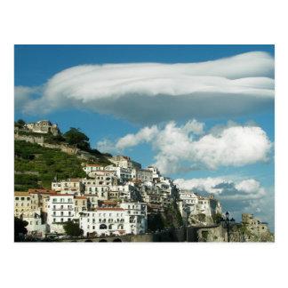 Carte Postale Côte d'Amalfi