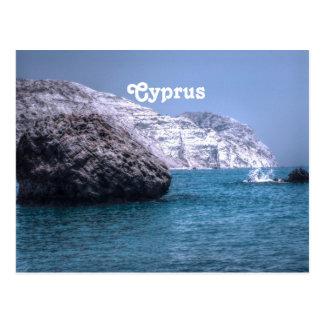 Carte Postale Côte de la Chypre