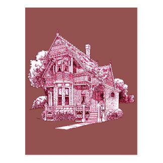 Carte Postale Cottage
