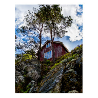 Carte Postale Cottage de montagne