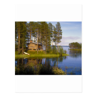 Carte Postale Cottage, Finlande