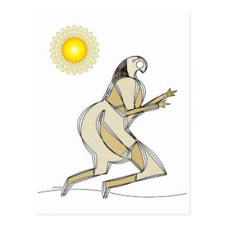 Carte Postale Coureur de Sun