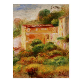 Carte Postale Courrier de La de Maison De par Pierre-Auguste
