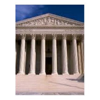 Carte Postale Court suprême