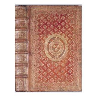 Carte Postale Couverture des travaux de Tacite avec le manteau