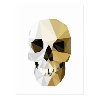 Carte Postale crâne