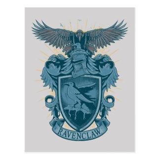 Carte Postale Crête de Harry Potter   Ravenclaw