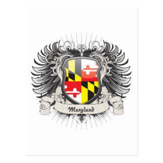 Carte Postale Crête du Maryland