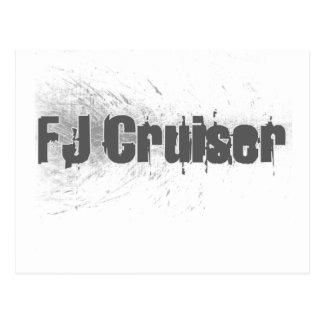 Carte Postale Croiseur des FJ