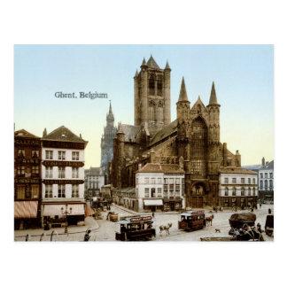Carte Postale Cru - Gand, Belgique