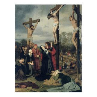 Carte Postale Crucifixion, 1873