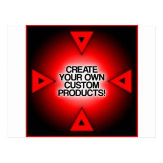 Carte Postale Customisez/personnalisez/créez vos propres