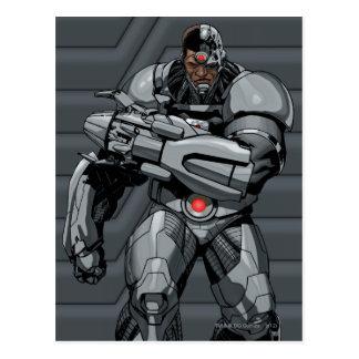 Carte Postale Cyborg