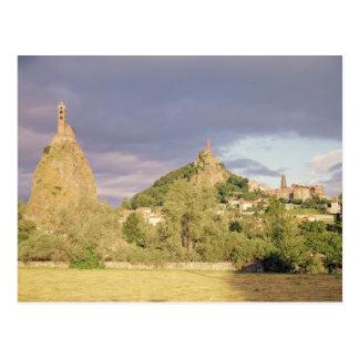 Carte Postale d'Aiguilhe de Saint Michel, le Rocher