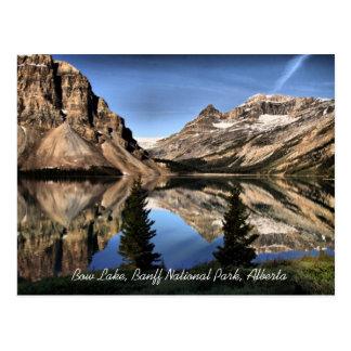 Carte postale d'Alberta de parc national de Banff