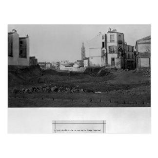 Carte Postale d'Alesia de rue, de rue de la Tombe Issoire,