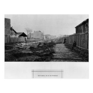 Carte Postale d'Alesia de rue, des d'Orleans de rue, Paris,