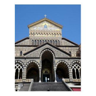 Carte postale d'Amalfi