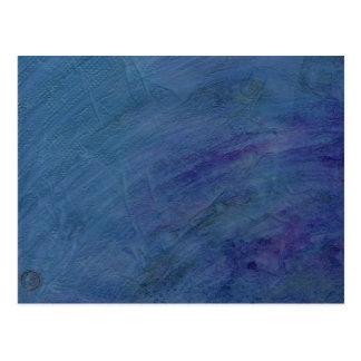 Carte Postale Danse des féeries de pluie