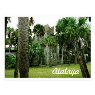 Carte postale d'Atalaya