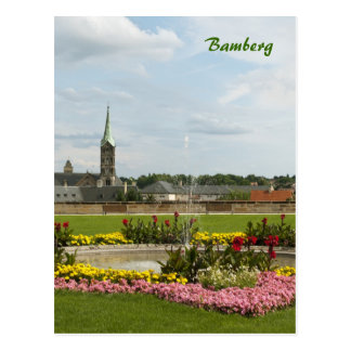 Carte postale de Bamberg