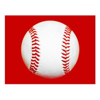 Carte postale de base-ball