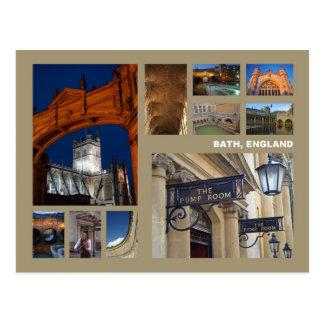 Carte postale de Bath