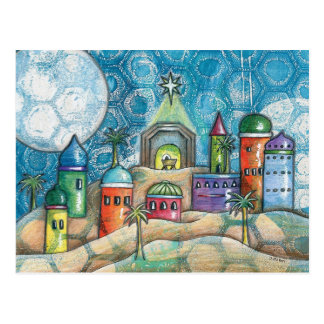 Carte postale de Bethlehem III