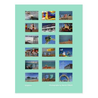 Carte postale de Brighton