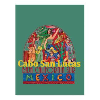 Carte postale de CABO SAN LUCAS Mexique