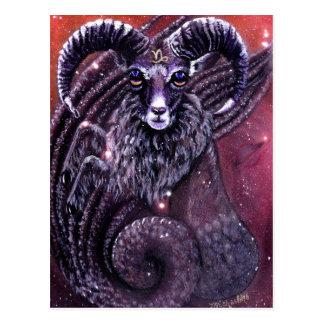 Carte postale de Capricorne